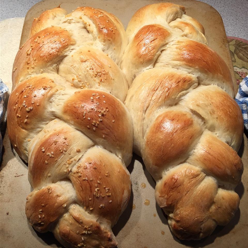Bread Machine Challah II suzinjean