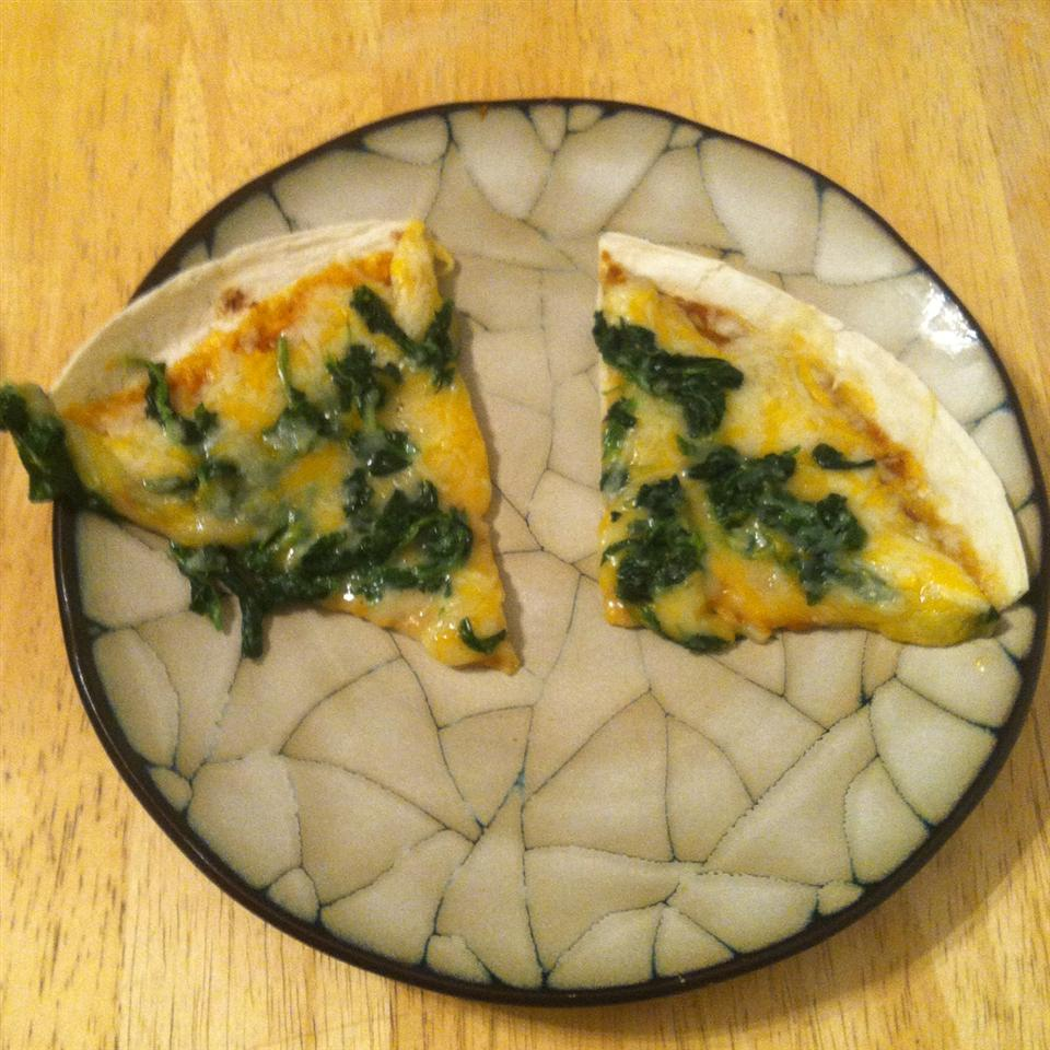 Quick and Easy Mexican Pizza Angela C.