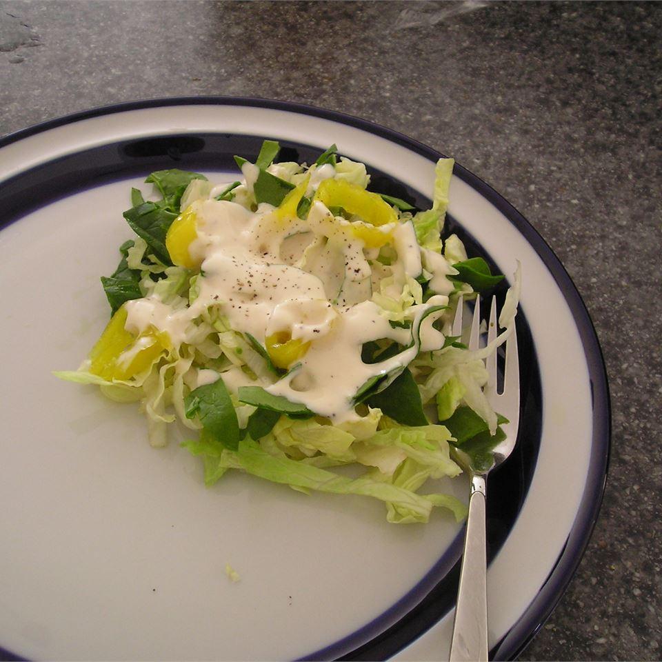 Easiest Salad Dressing