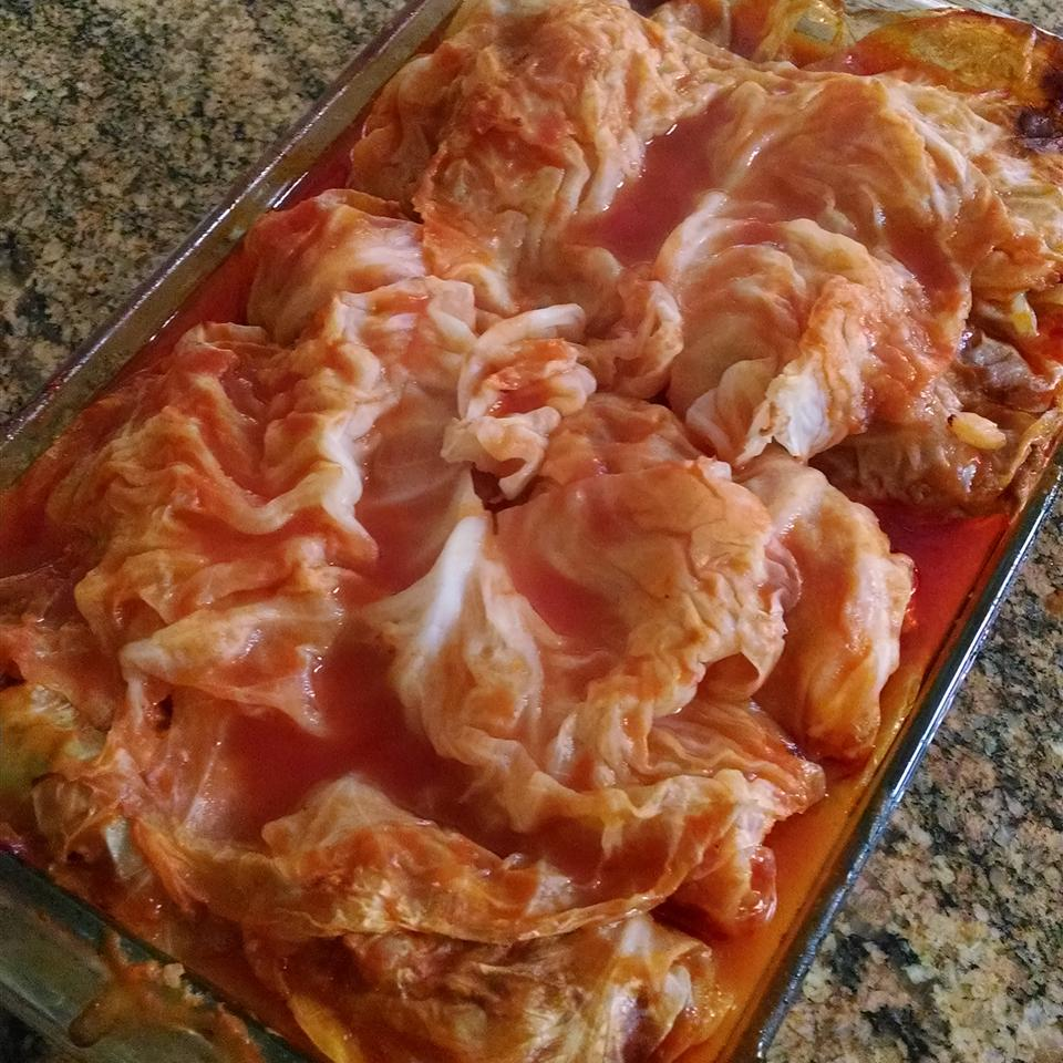 Halupki (Stuffed Cabbage)