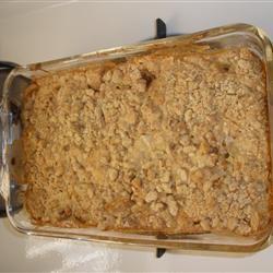 Grammie's No-Crust Apple Pie SUPERMIETTE