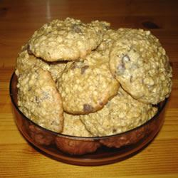 Excellent Oatmeal Cookies