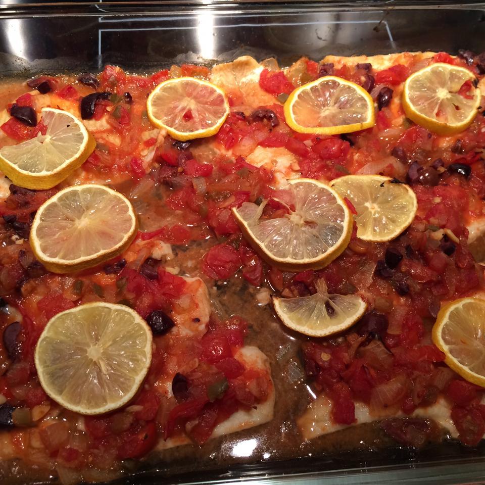 Flounder Mediterranean odedonn