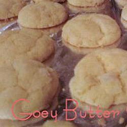 Gooey Butter Cookies Rita Muldoon Dyer