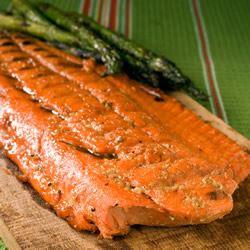 Alaskan BBQ Salmon Trusted Brands