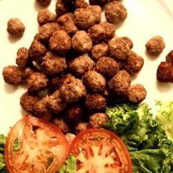Margaret's Keftedes (Greek Meatballs) Shandeen Gemanis