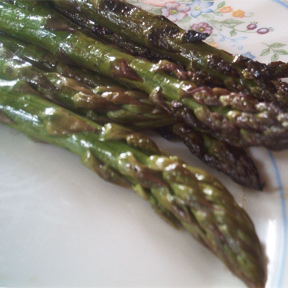 Grilled Asparagus Michelle Ramey