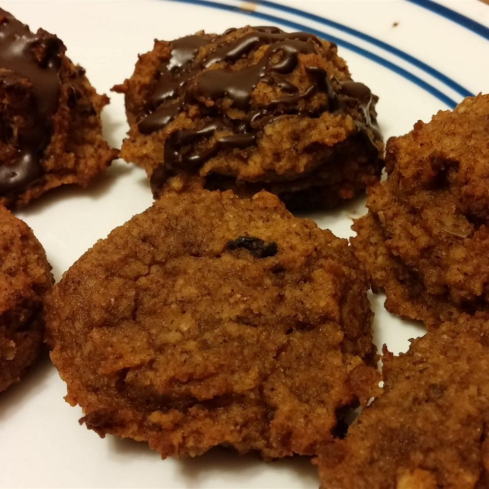 Paleo-Friendly Applesauce Cookie Alyssa Fernandez