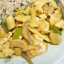 Ken's Spicy Curry Chicken Esmee Williams