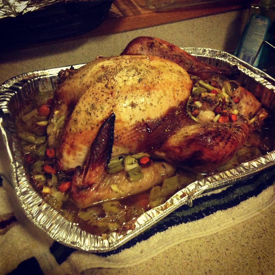 Maple Roast Turkey susie