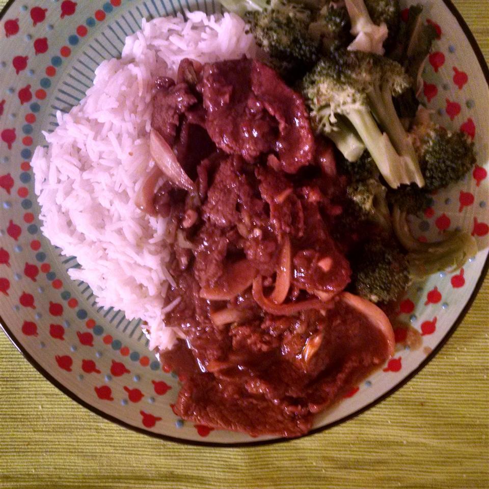Slow Cooker Mongolian Beef Liz Boyle