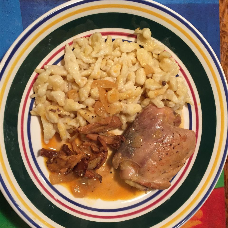 Chicken Perkelt