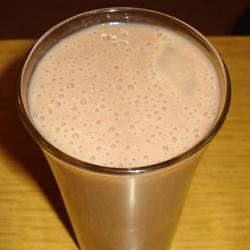 Chocolate Banana Smoothie Gracey