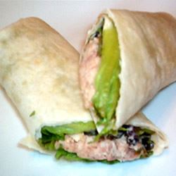 Chicken Salad Wraps Dayton Skelly