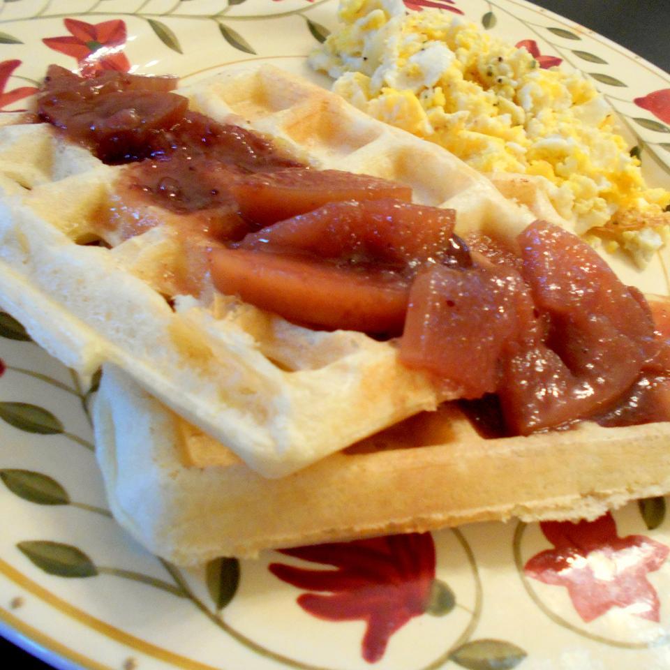Yeast Waffles ONIOND