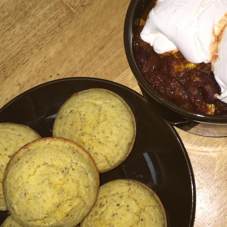 Vegan Corn Muffins Diane Bouler