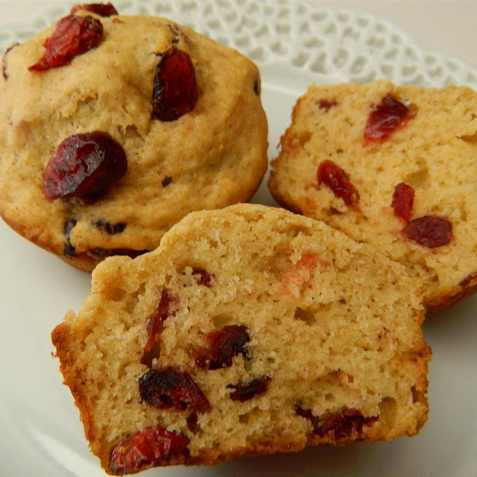 Cranberry Orange Tea Bread mauigirl