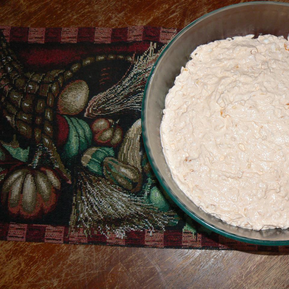 Thanksgiving Orange Salad mredhandyman