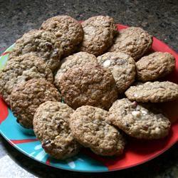 Oatmeal Cranberry White Chocolate Chunk Cookies DEFREEMA