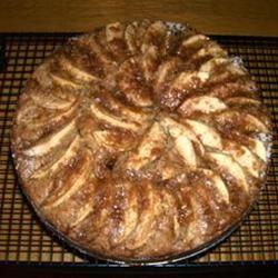 Spiced Apple Coffee Cake mavijac