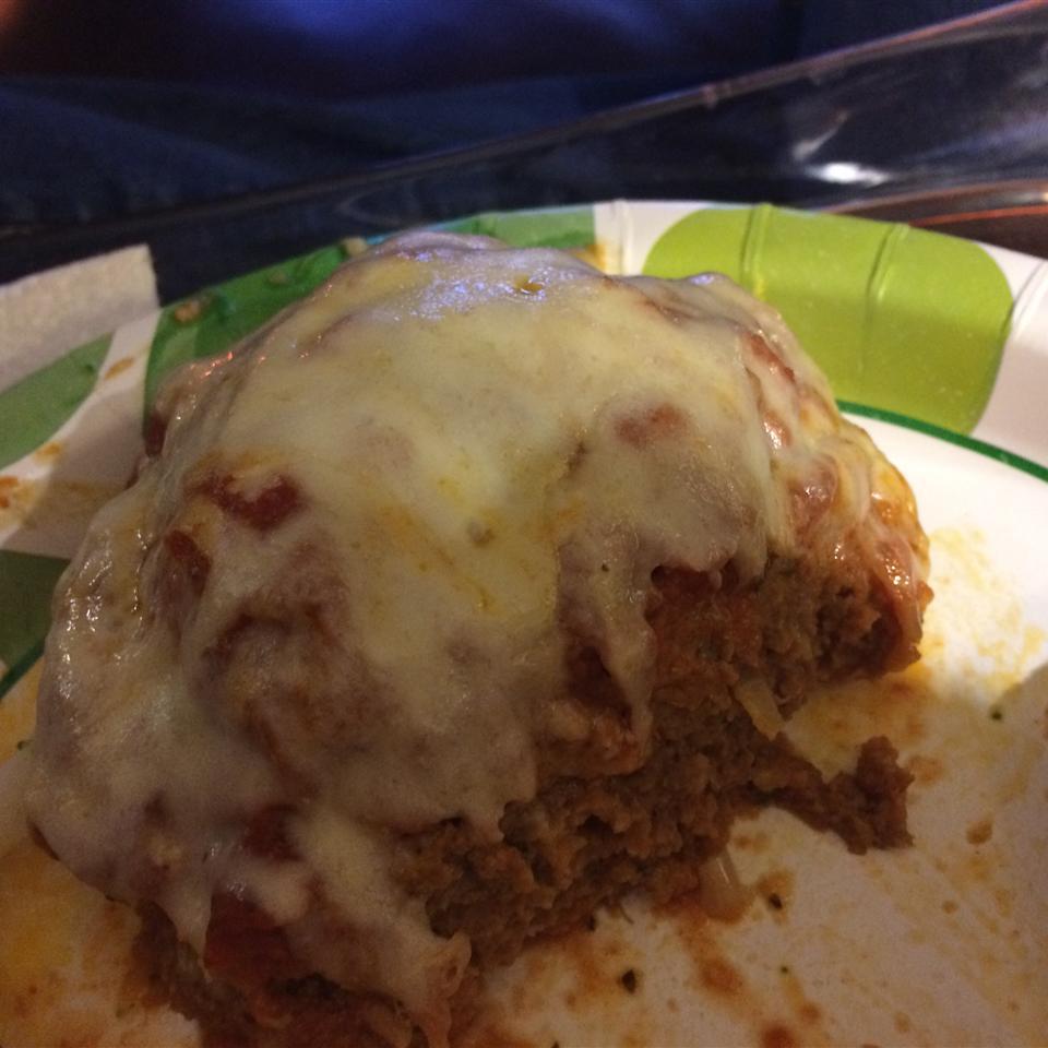 Italian Mini Meat Loaves becca2415