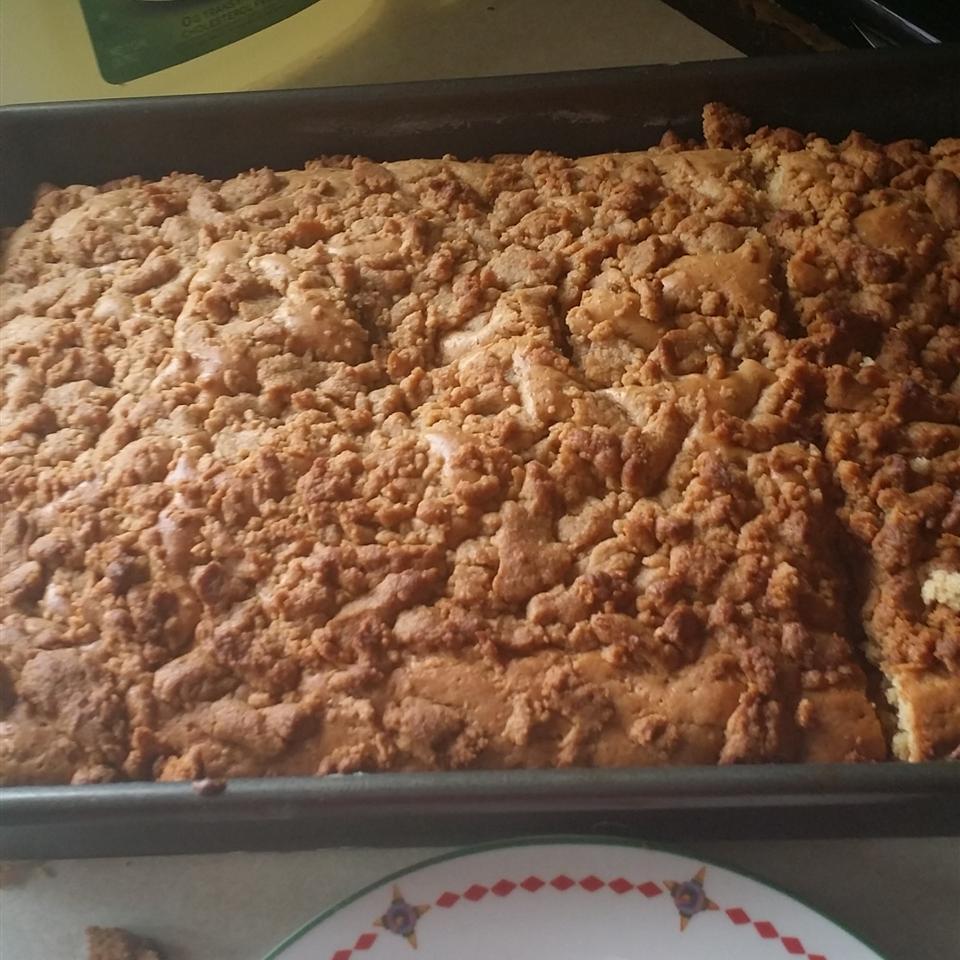 Peanut Butter Cake V maria g Ramirez