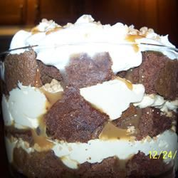 Double Chocolate Mocha Trifle Diane