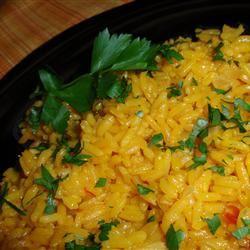 Saffron Rice LLADRACH