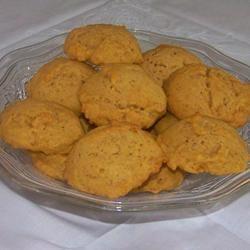 Pumpkin-Walnut Cookies Kelli F
