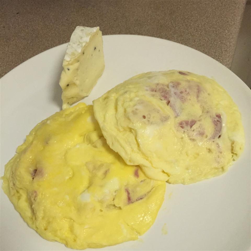 Omelet in a Mug Alexandra