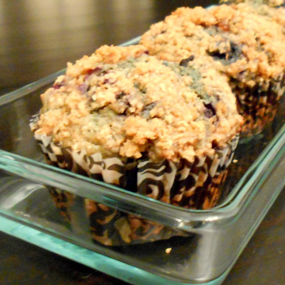 Blueberry Delight Muffins ONIOND