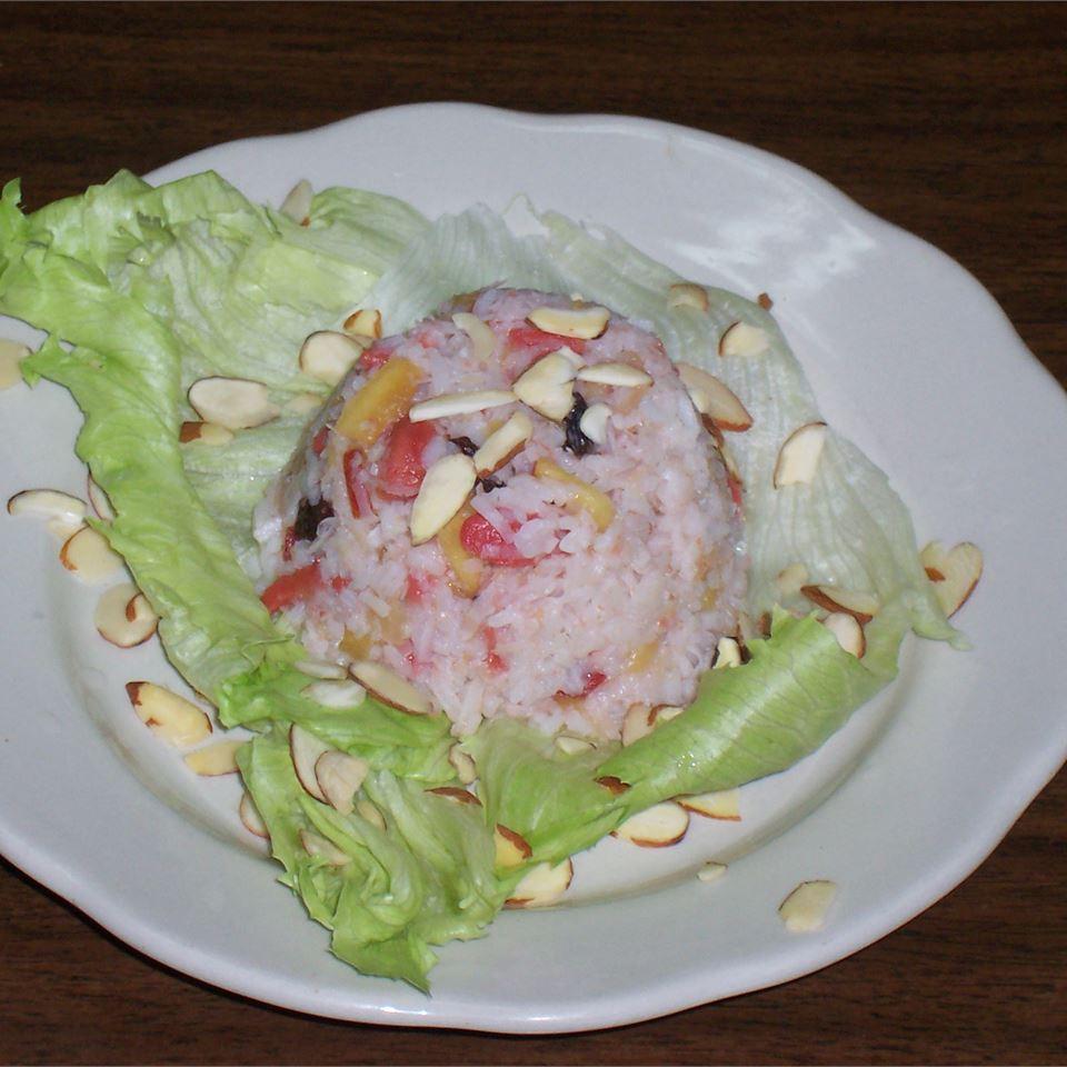 Fruit Rice Salad chefboyardeniro