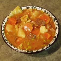Excellent Venison Soup Michelle