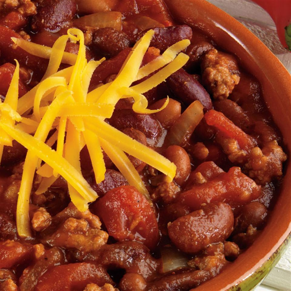 Sweet Turkey Chili from RED GOLD®