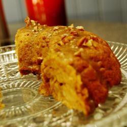 Shredded Apple Spelt Cake Brandy Dykes
