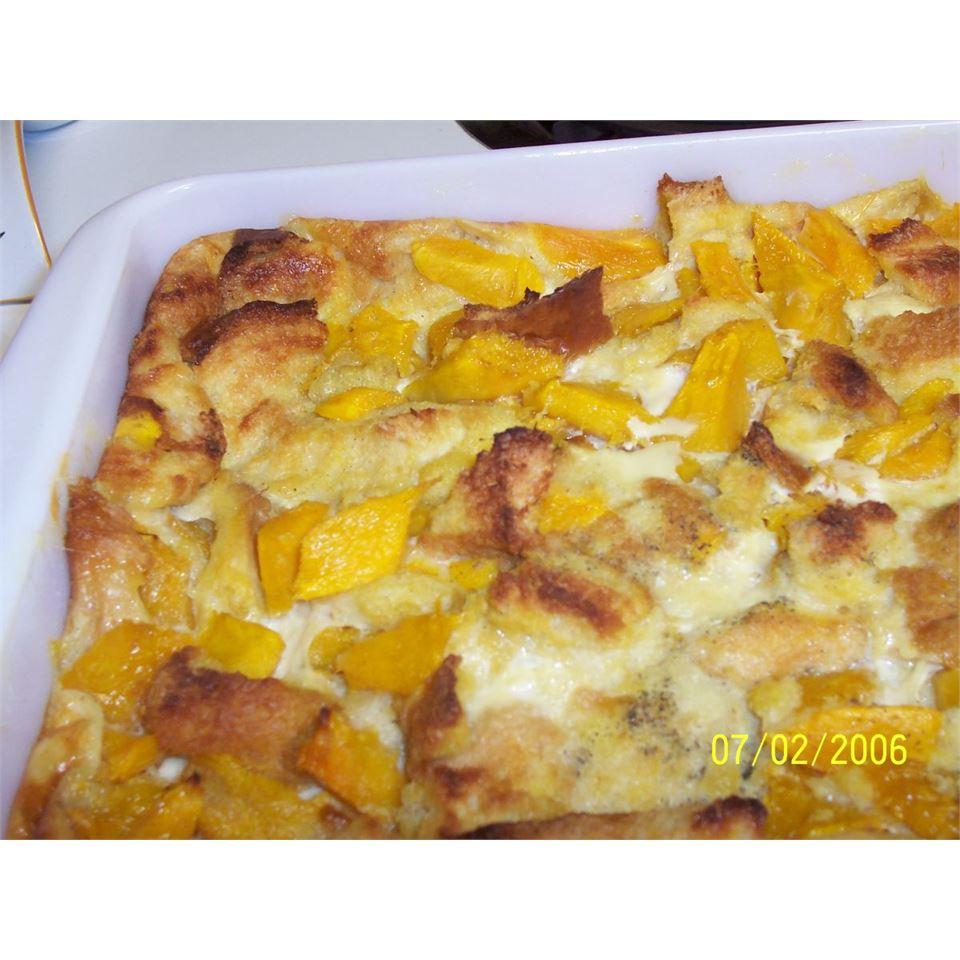 Mango Cardamom Bread Pudding frankie_z