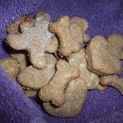 Doggie Biscuits I CookinBug