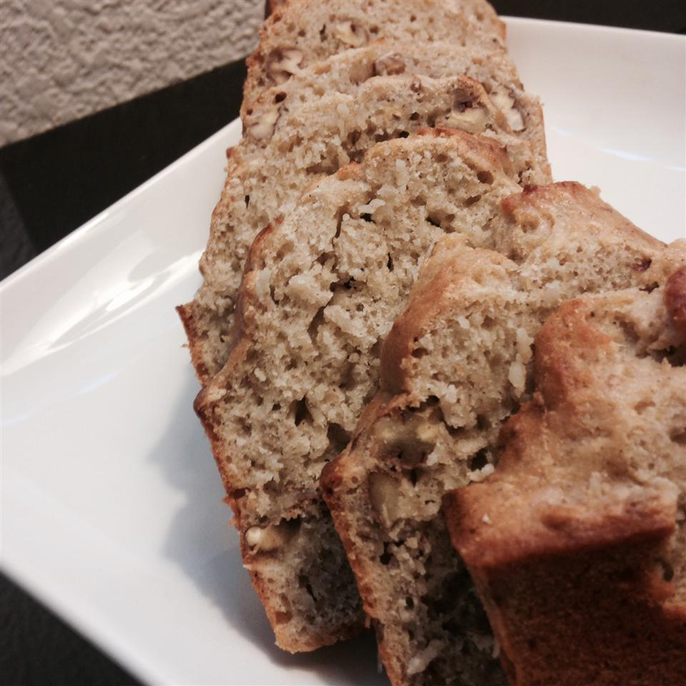Banana Bread from Mott's® What you cooking Willis?