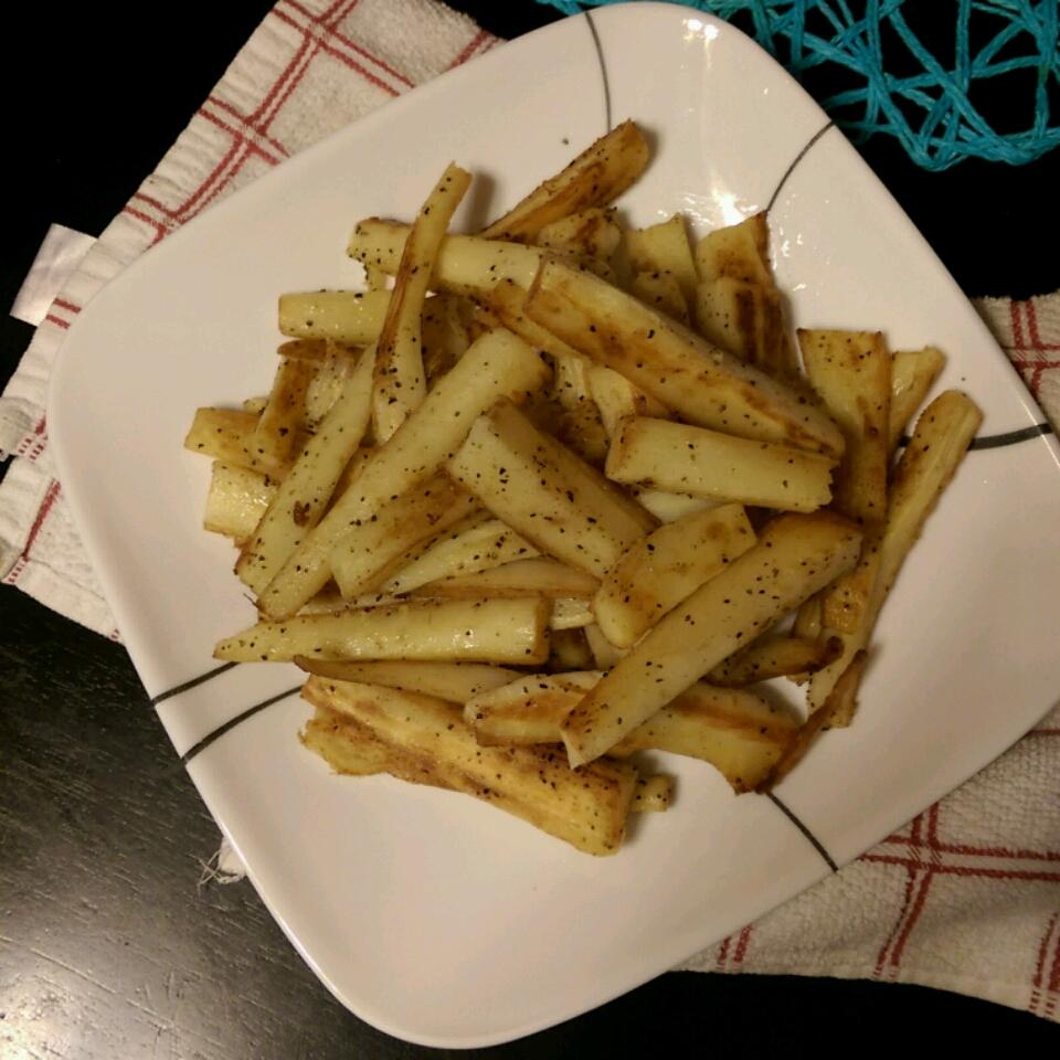 Grama's Peppery Parsnips Tracy Berry