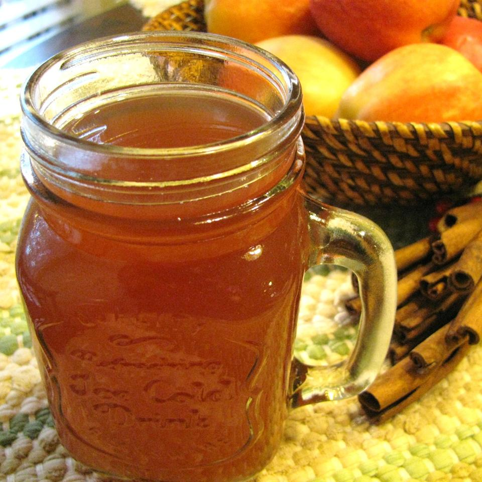 Hot Spiked Cider Sugarplum