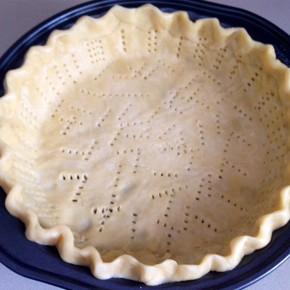 Basic Flaky Pie Crust Tracy Ann