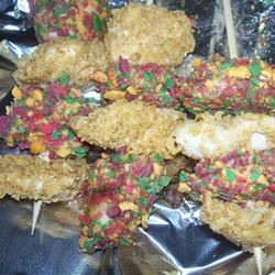 Chip Chicken Lollipops