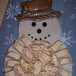 Ham and Pineapple Pinwheels SUSE148