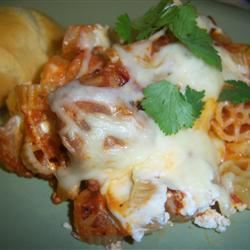 Rotini Pasta Bake REYESGURL02