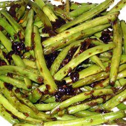 Chinese Green Bean Stir-Fry Mark P