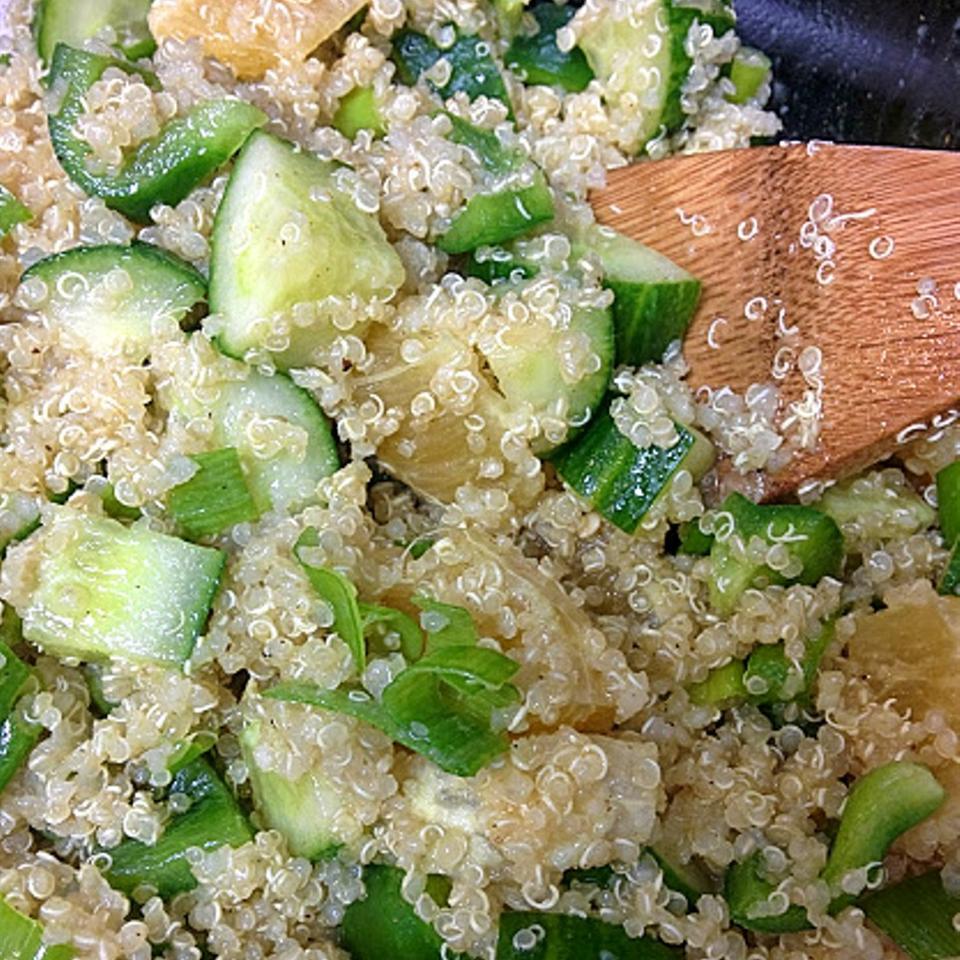 Mango Quinoa Salad ItalianSpice
