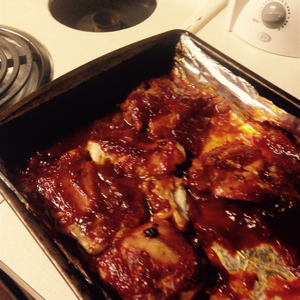 Easy BBQ Bake