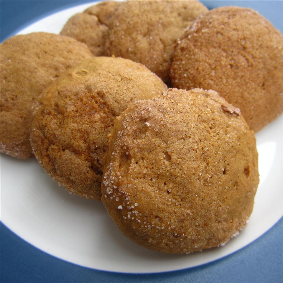 Molasses Cookies I