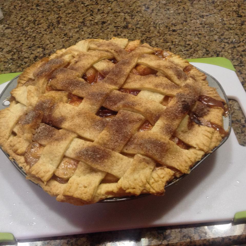 Caramel Apple Cranberry Pie Melissa Clark