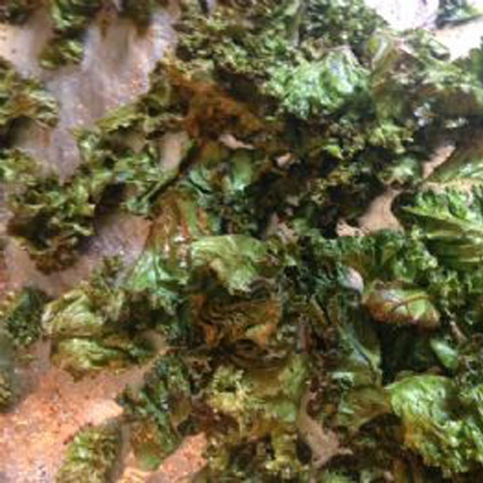Paleo Kale Chips IndianaKathy